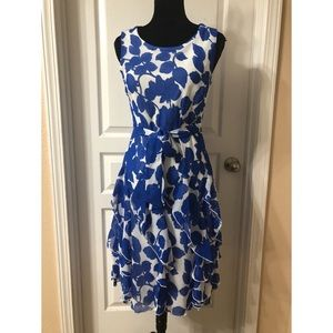 💙Robbie Bee Floral Dress